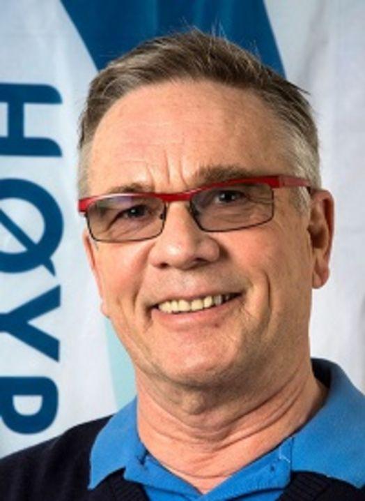 Profilbilde: Lars Ole Røed