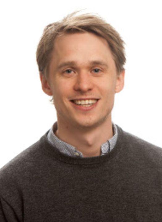 Profilbilde: Øystein Tvedt