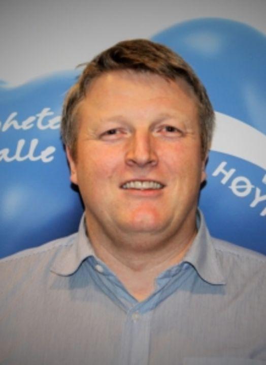 Profilbilde: Jan Ivar Jensen