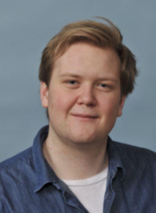 Profilbilde: Jon Berge Rasmussen