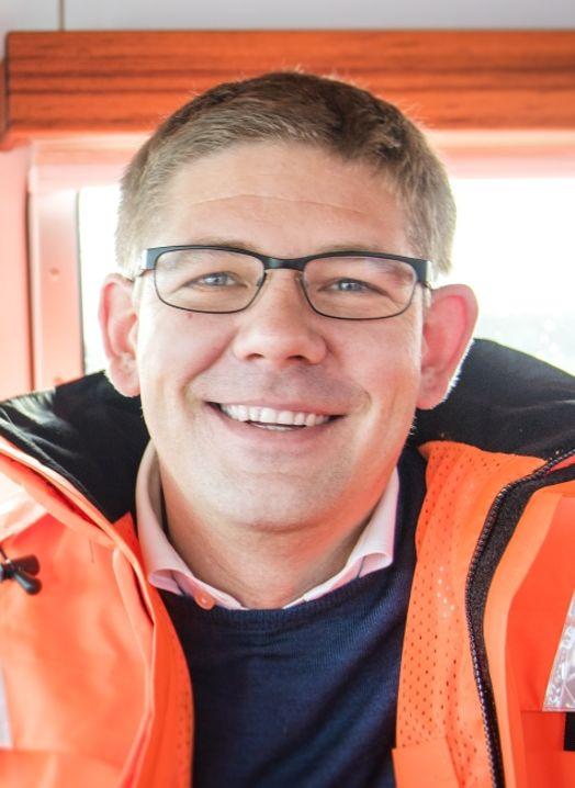 Profilbilde: Lars Måsøval