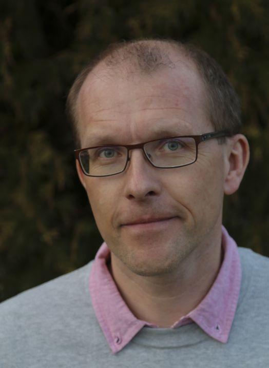 Profilbilde: Trygve Hebnes