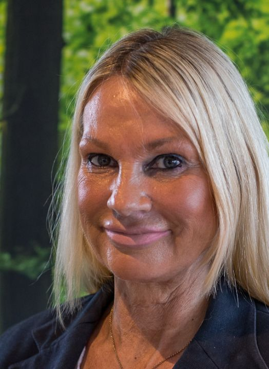 Profilbilde: Marita Wennevold Hollen
