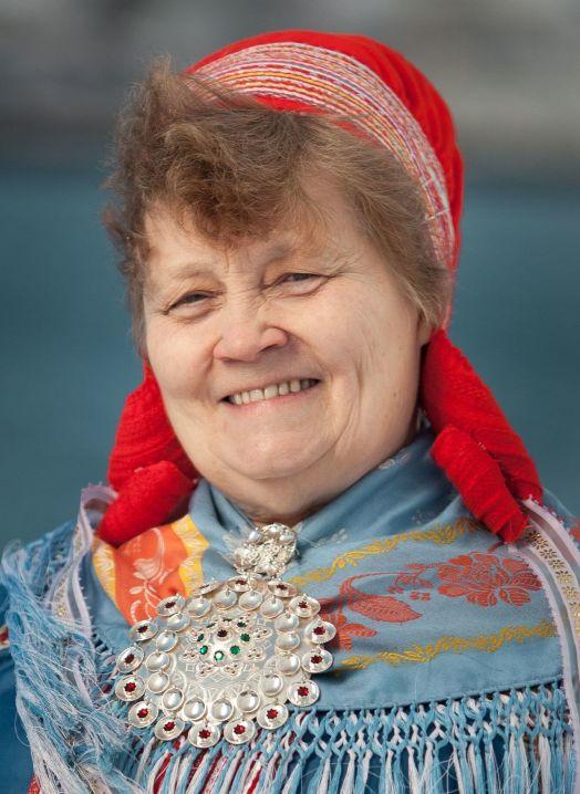 Profilbilde: Ellen Inga O Hætta