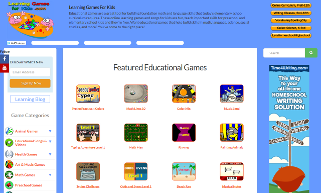 Educational games, could it be any better?
