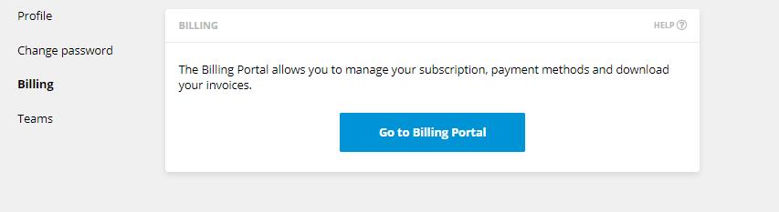 Billing Portal