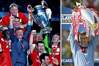 Man Utd treble winners better than...