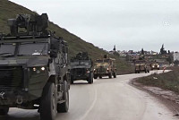 Turkey sends nearly 150 vehicles with...