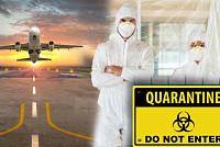 Coronavirus latest: Final flight...
