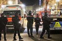 Two shootings in Germany left eight...