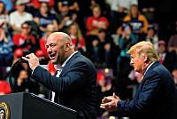 UFC President Dana White Speaks at...