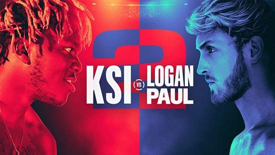 Boxing tonight: KSI vs Logan Paul 2 s...