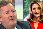 Piers Morgan: 'Very strange' GMB host...