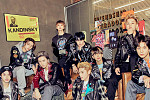 NCT 127 circle around in 'Boom' track...