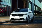 2021 Kia Sorento embraces hybrid...