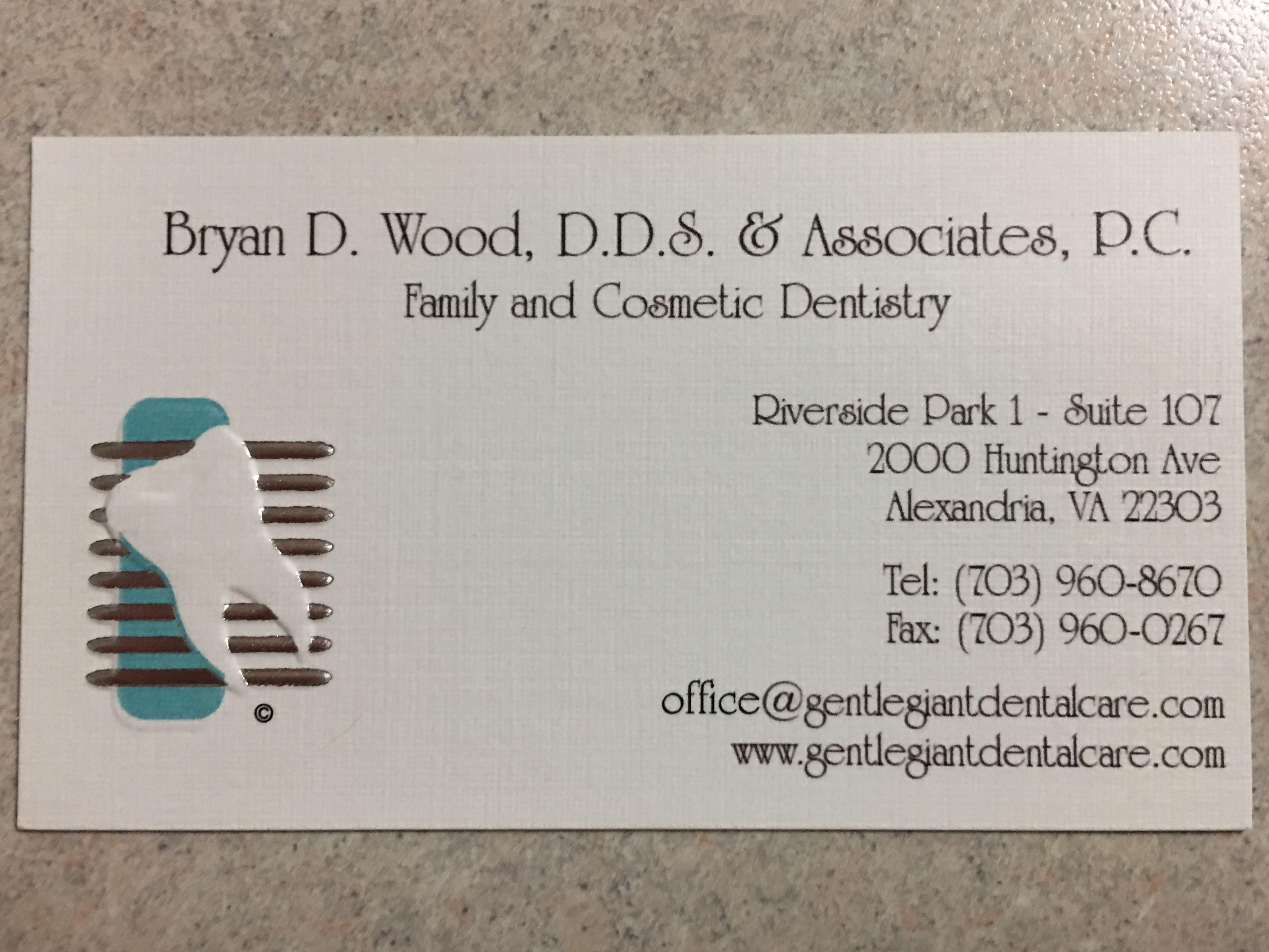 Bryan D. Wood D.D.S. and Associates's avatar'