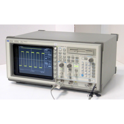 2 Channel  1 GSa//s Color Digitizing Oscilloscope for sale online HP//Agilent 54520C