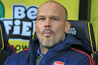 Arsenal boss Freddie Ljungberg...