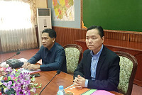 The Ministry of Agriculture and Svay...
