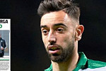 Bruno Fernandes to Man Utd: When...