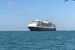 Explore the giant ship Westerdam in...