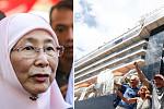 Malaysia announces that Westerdam...