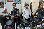 Police detained six active robbers...