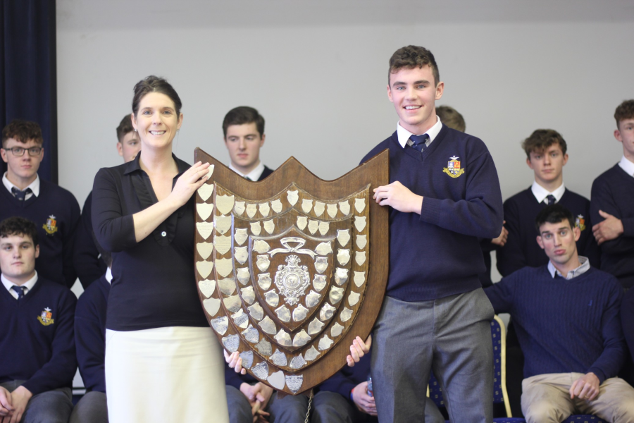Bowen Shield Win for Rockwell College