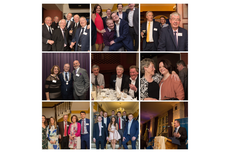 Review of the Annual Dinner 2017