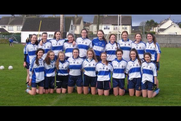 Munster Senior Ladies Football Final