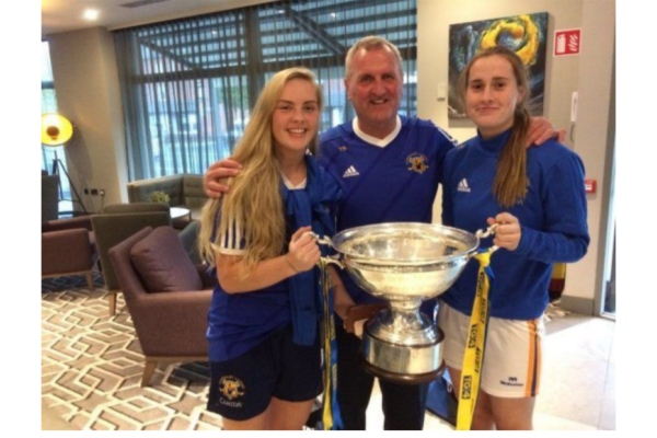 Rockwell College celebrates Tipperary All-Ireland win