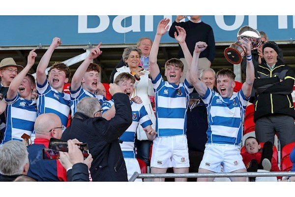 Rockwell College - JCT Champions 2019
