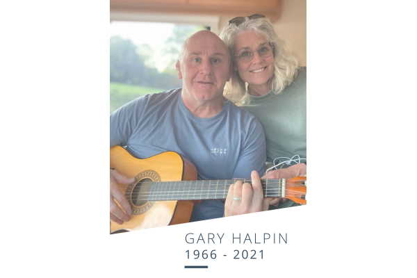 "Gary Halpin Tribute - ""Sometimes There's A Man"" (Gabriel Fulcher, Class of '87)"