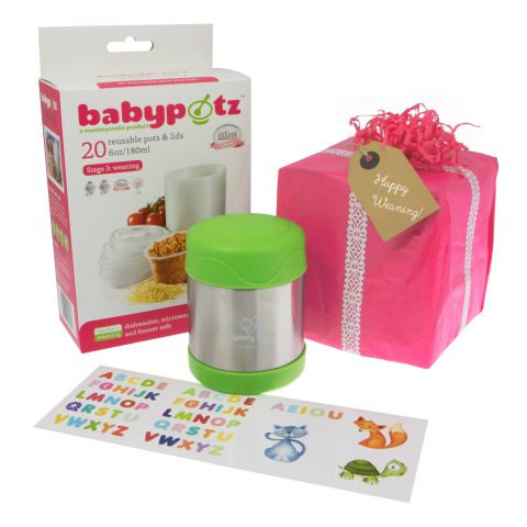 9 months + Weaning Gift Set