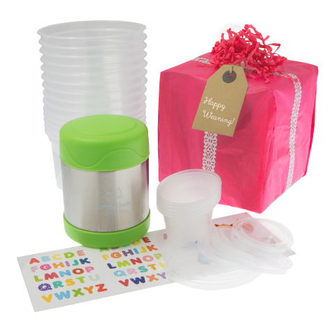 Baby Led Weaning Gift Set