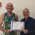 World Masters Marathon Champion