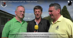 Golf 2016 Interviews