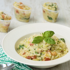 Mummy Cooks' Lunch Recipe for Kids: Hidden Veg Risotto