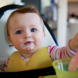 Mummy Cooks' Guide: When to start weaning your baby