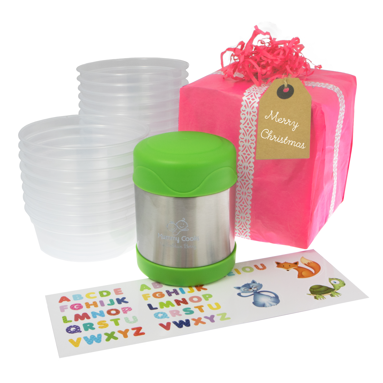 Mummy Cooks: Toddler Gift Set