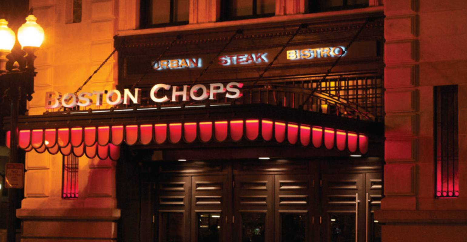 Boston Chops (Washington St.)
