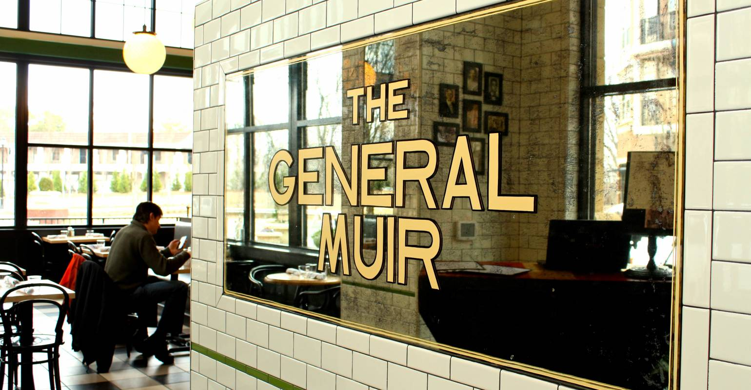 The General Muir - Sunday Night Spaghetti