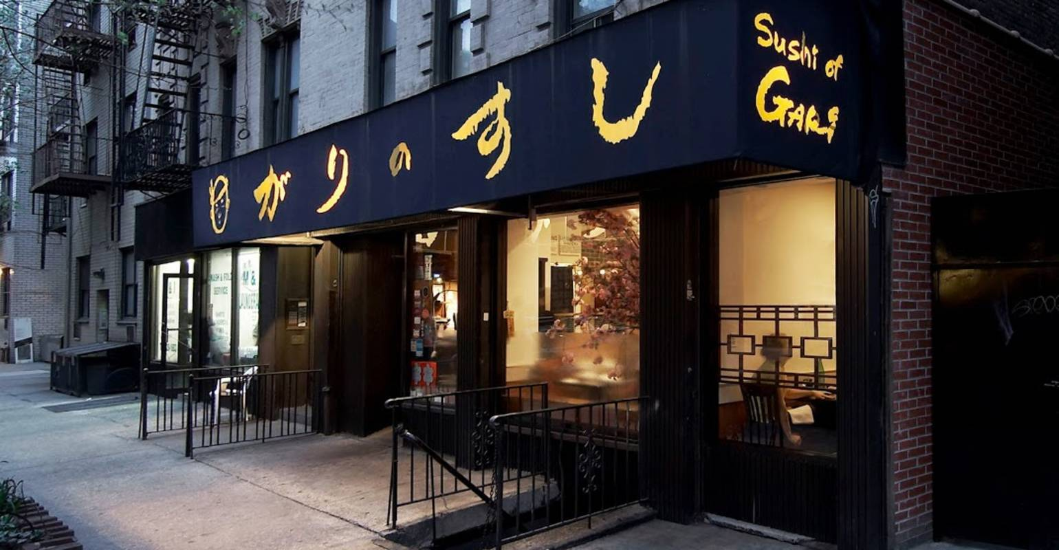 Sushi of Gari Hollywood