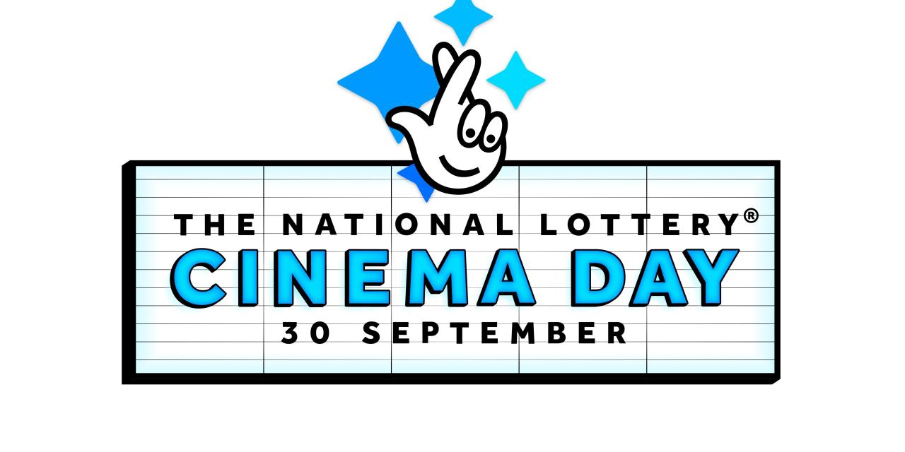 Image for National Lottery Cinema Day