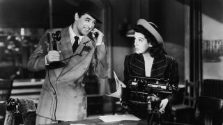 Image for His Girl Friday