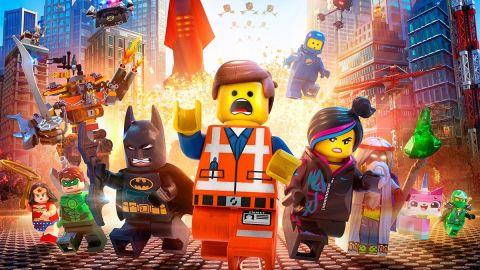 Image forThe Lego Movie