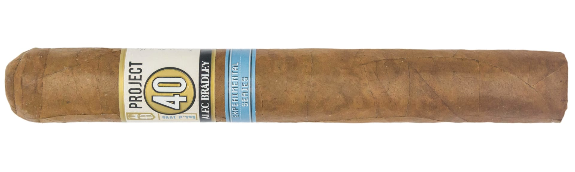 Blind Cigar Review: Alec Bradley | Project 40 06.52 Featured Image