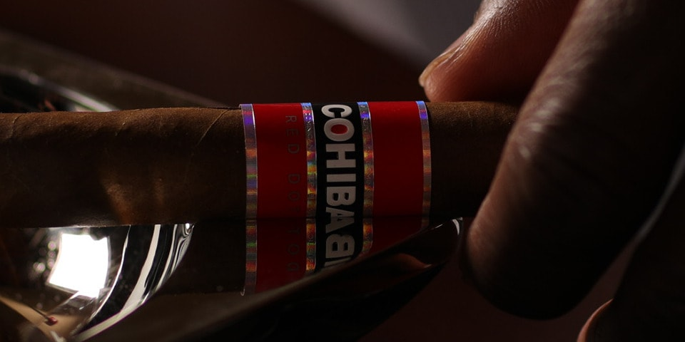 Cohiba Group Photo