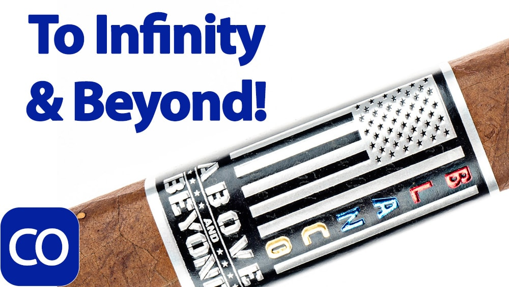 Blanco Above & Beyond Heroes Unwilling Cigar Review Featured Image
