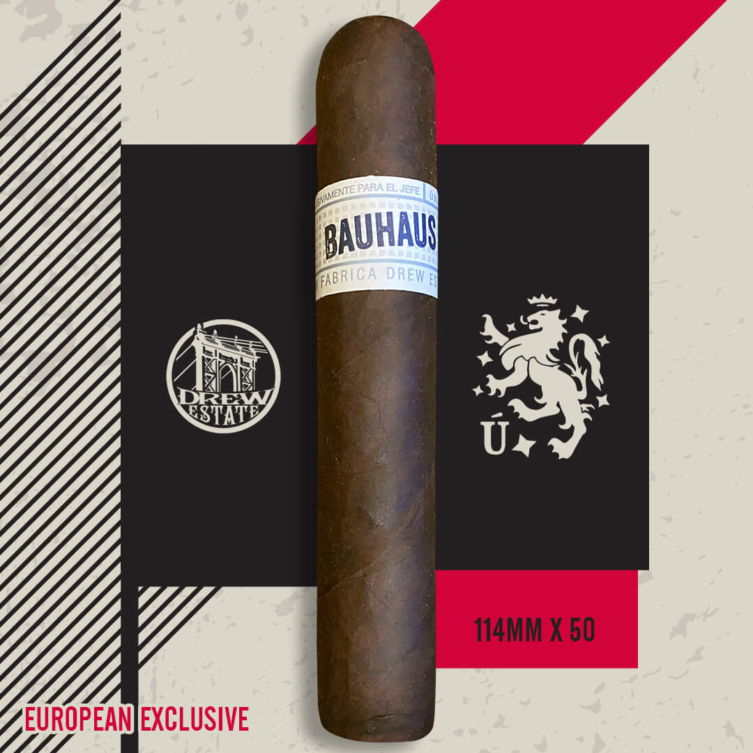 Cigar News: Drew Estate Announces European Exclusive Liga Privada Unico Serie Bauhaus Featured Image
